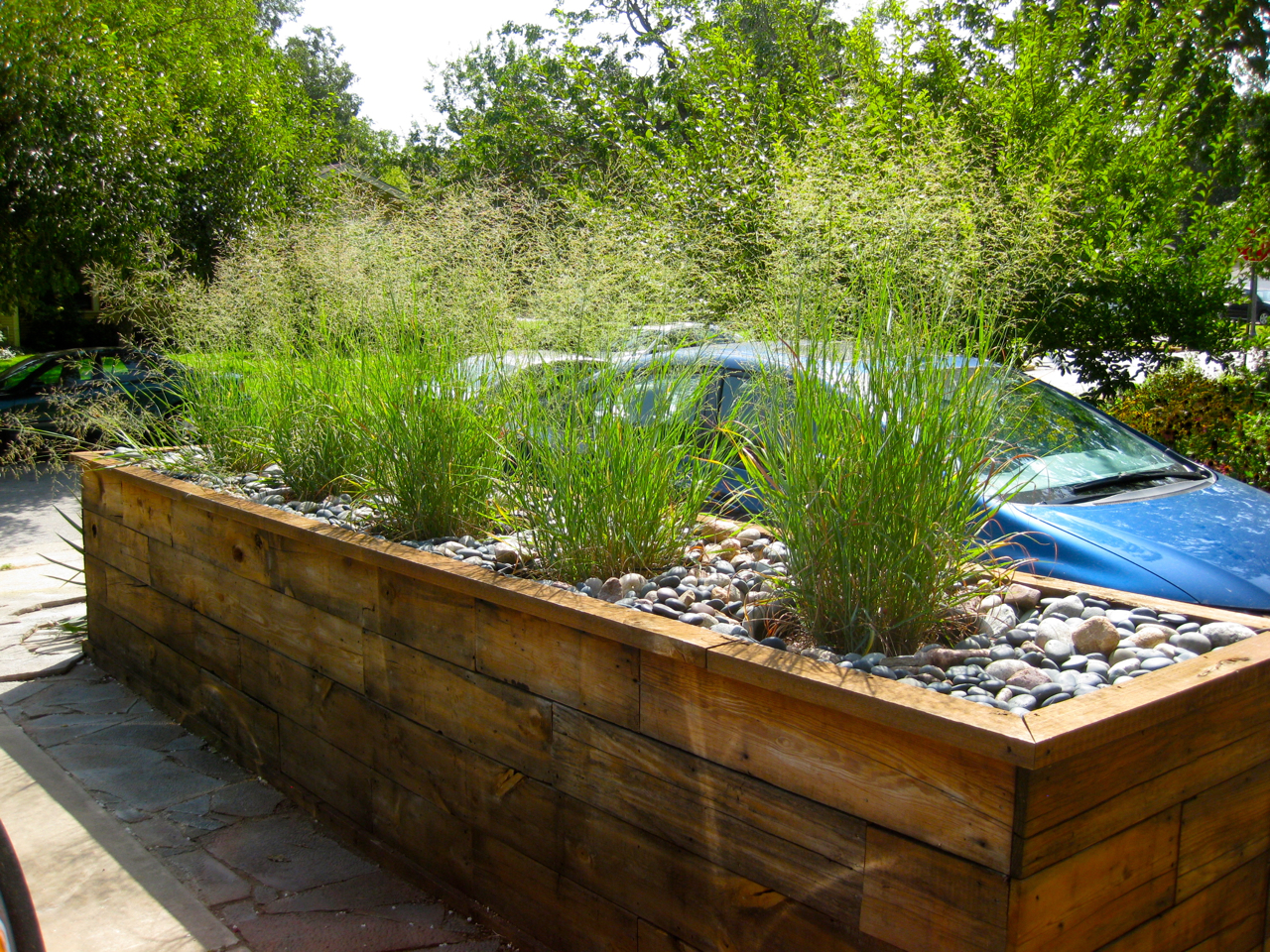 City of Norman Landscape Award for Pi House   Eco Landscaping